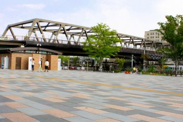 Kofu and Minami-Kofu Stations
