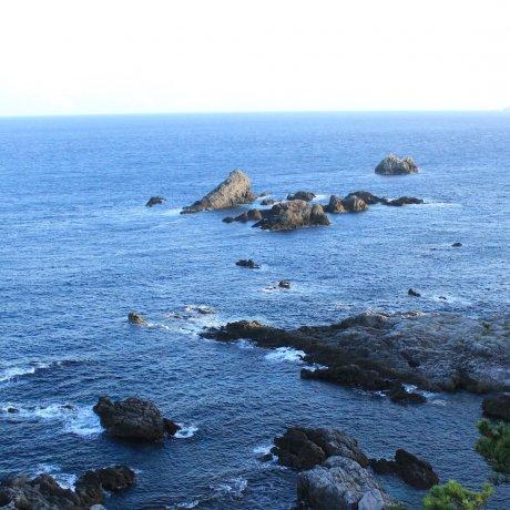 Tokyo's Shikinejima Island