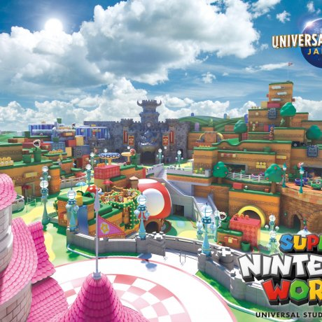 Super Nintendo World: Coming Soon
