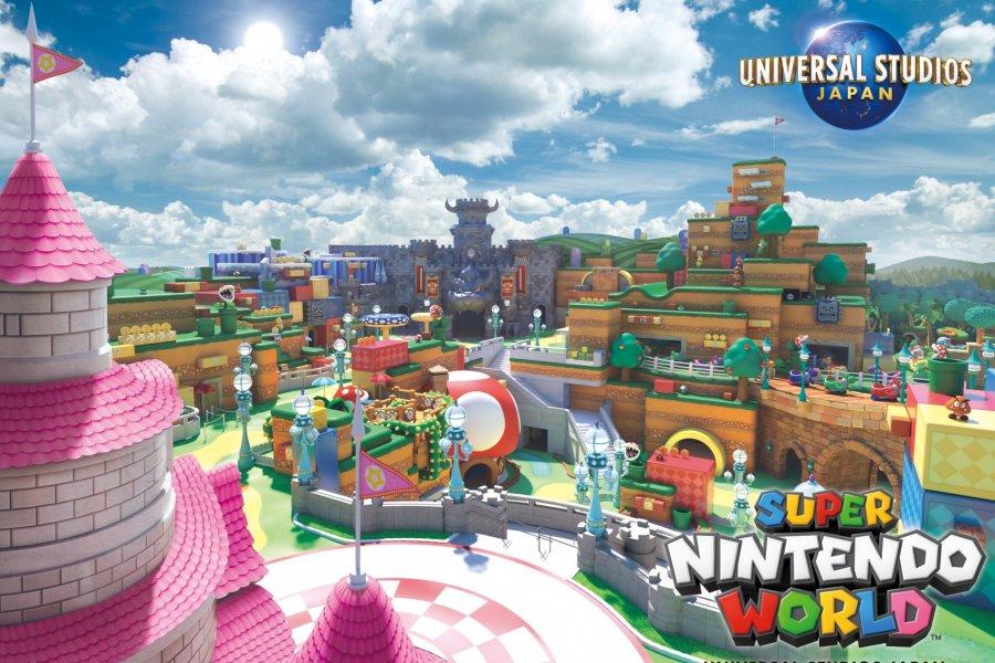 Super Nintendo World: Still Coming in 2020?