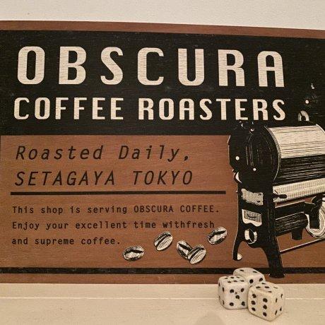 Cafe Obscura in Sangenjaya