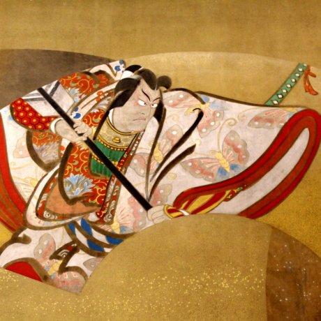 Paintings in Japanese Houses
