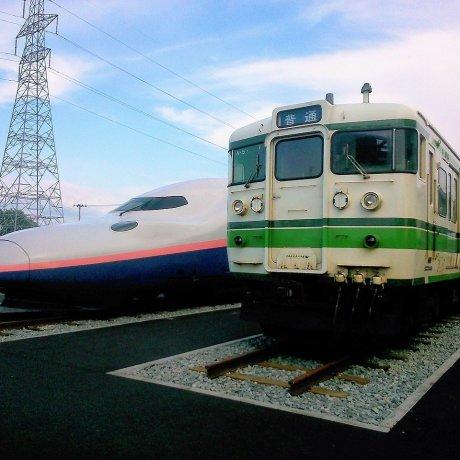 Niitsu Railway Museum
