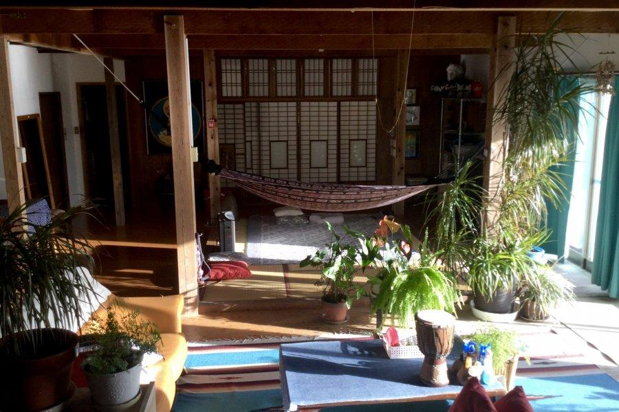 Galaxy Guest House, Ginga Sou