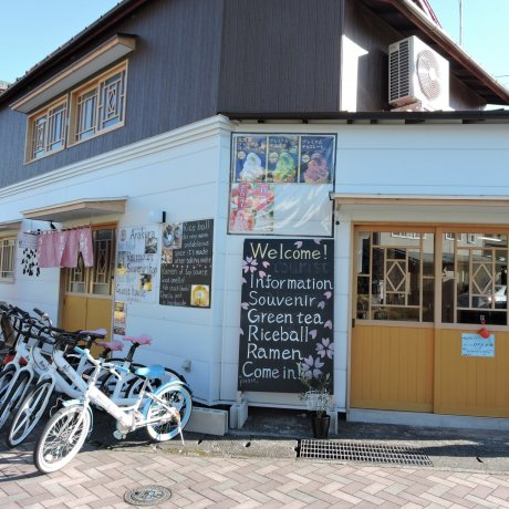Vistas of Mt. Fuji and Retro Town Walking Tour