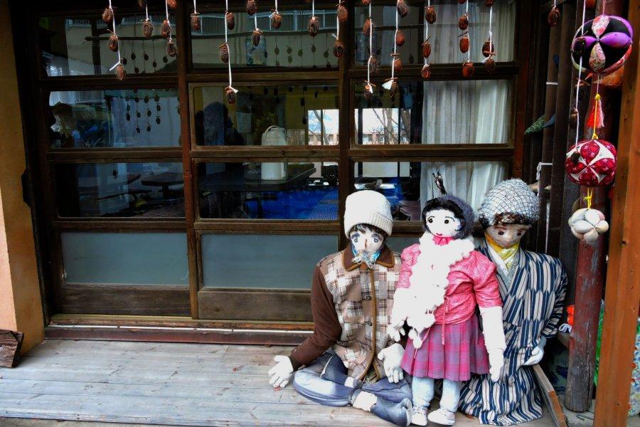 Hoto Noodles at Scarecrow Villa