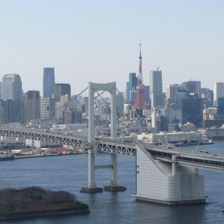 The 2020 Olympic Games: Odaiba Marine Park