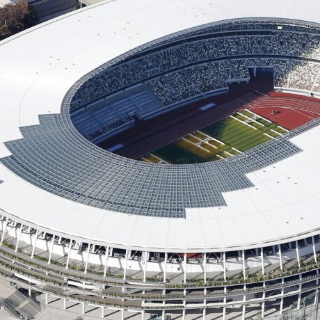 The 2020 Olympic Games: The National Stadium
