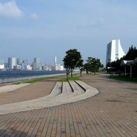 The 2020 Olympic Games: Shiokaze Park