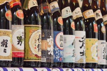 Ningyocho Sake and Wine Fes