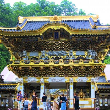 Nikko's Famous Toshogu Shrine
