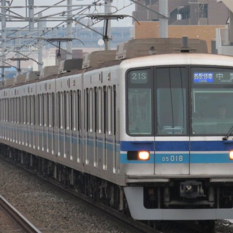 The Tokyo Metro Tozai Line