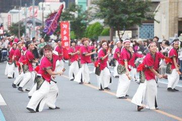 Sakado Yosakoi Festival