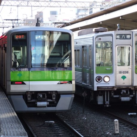 The Toei Shinjuku Line