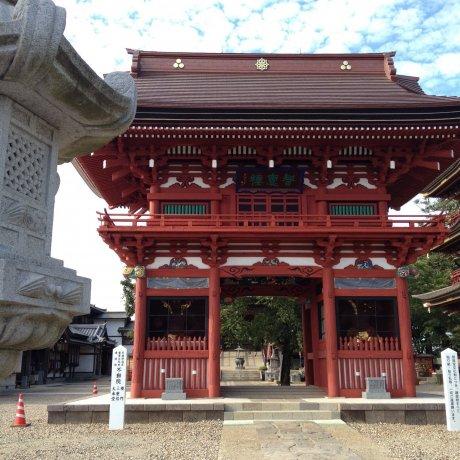 Itabashi Fudoson Temple