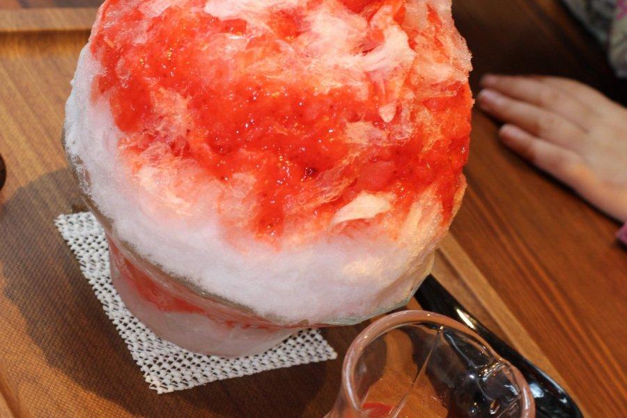 Korekaki Shaved Ice Specialty Cafe