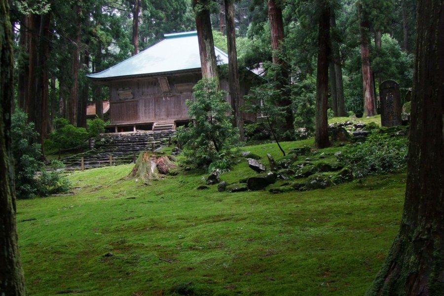 Fukui's Beautiful Heisen-ji Temple
