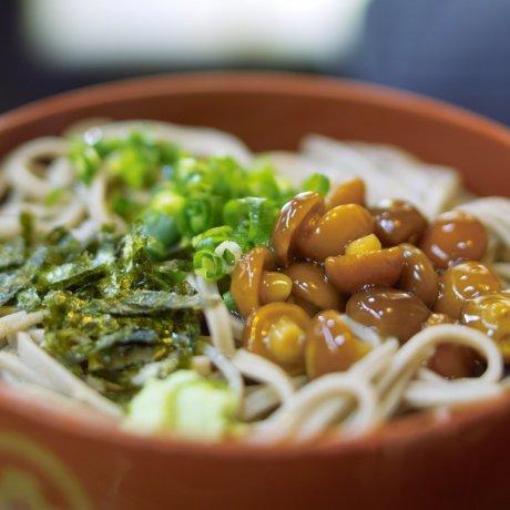 Regional Cuisine - Shimane