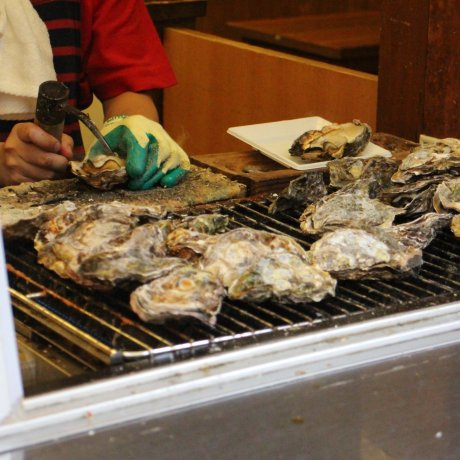 The Regional Cuisine of Chugoku