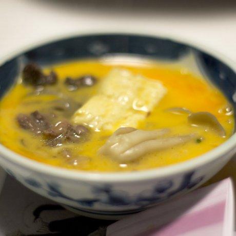 Regional Cuisine - Shiga