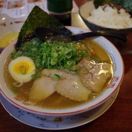 Sankyo Ramen Restaurant Kujo