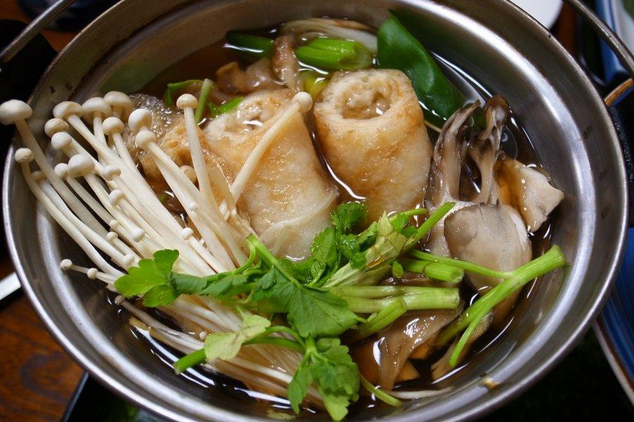 The Regional Cuisine of Tohoku