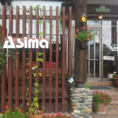 Asima Cafe & Restaurant, Minakami