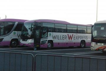 Willer Express Bus Trip