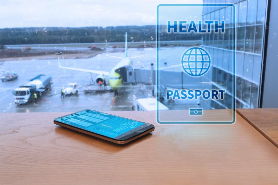 JAL Trials Three Health Apps for Safe International Travel