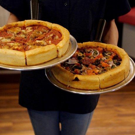 DevilCraft Chicago-style Pizza