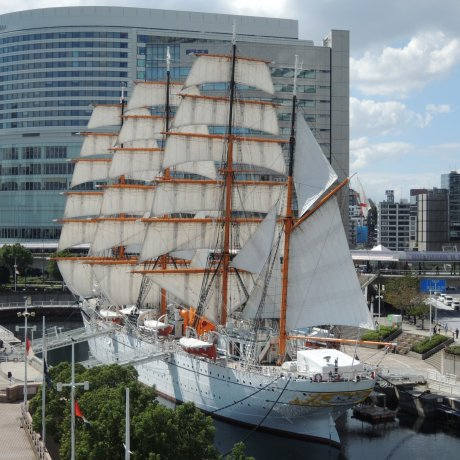 The Nippon-maru, Sail Exhibit