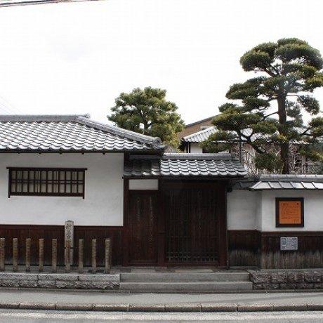 Walking around Kyoto Gyoen
