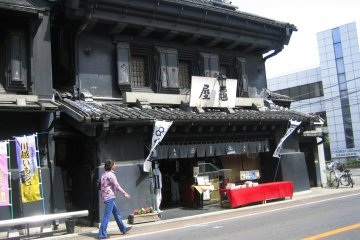 A Day in Kawagoe