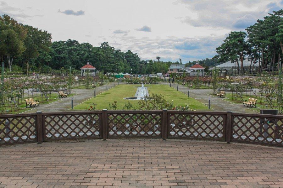 Maebashi Rose Park