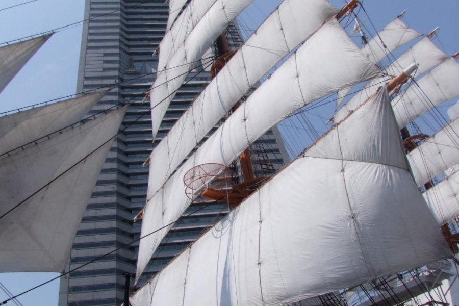 Yokohama's Nippon Maru