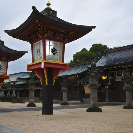Matsubara Shrine, Saga