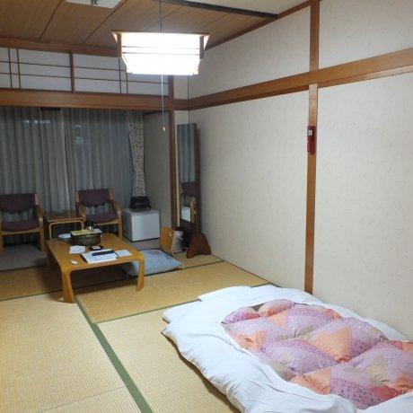 Sabae's Shinmei-en Hotel
