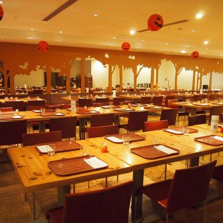 YY Grill in RISONARE Yatsugatake