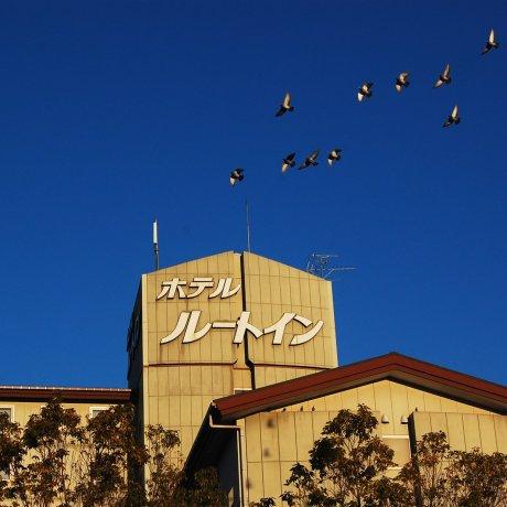Grantia Hanyu Spa Resort