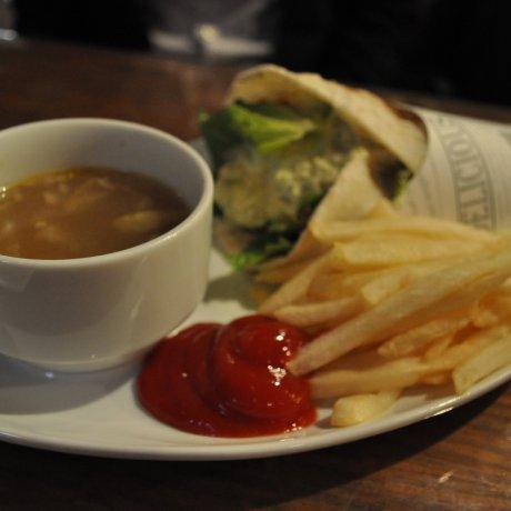6889 Café, Minami Machida