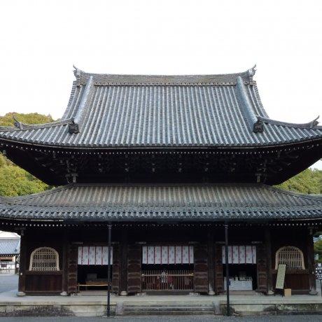 Sennyu-ji temple in Kyoto