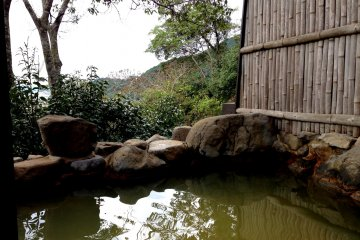 Tsunagi Hot Springs Shikisai