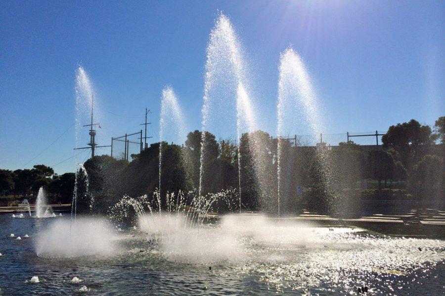 Mikasa Park Water Show, Yokosuka