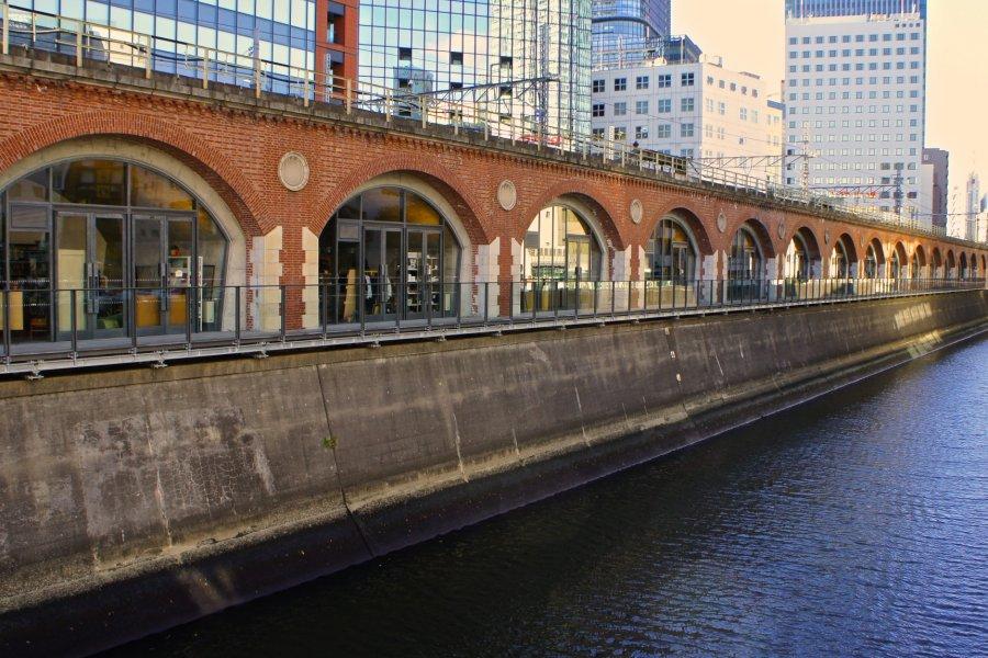 Renovated Manseibashi Station