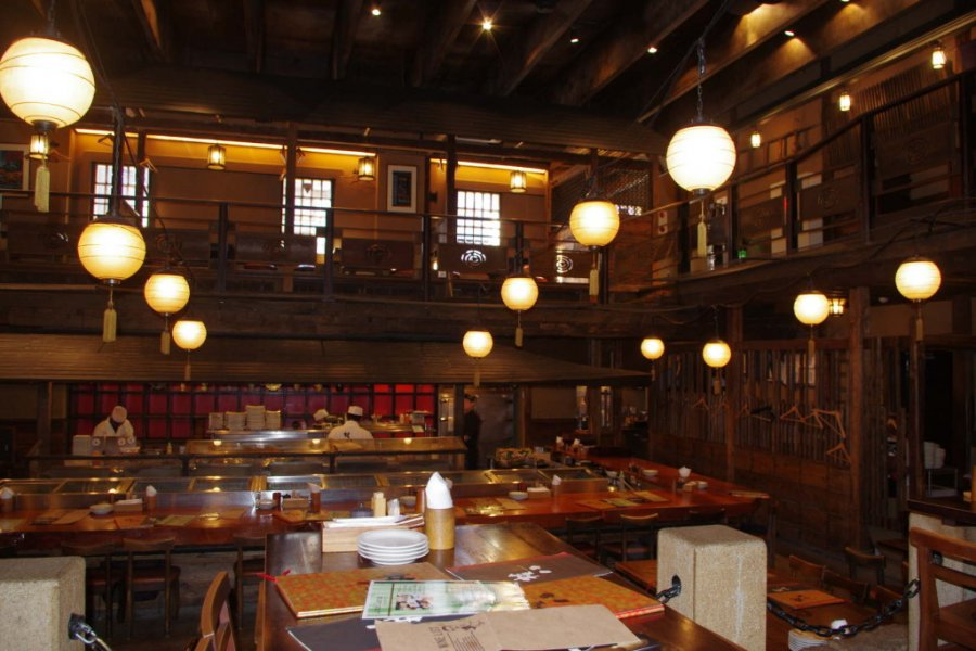 Gonpachi in Nishi-Azabu