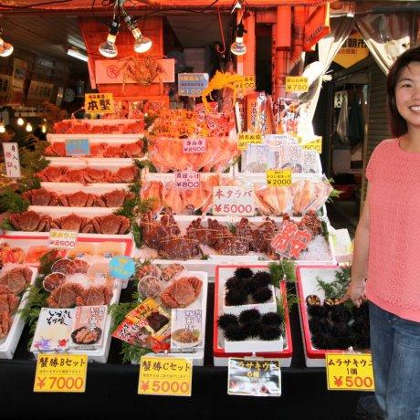 Soul Food of Hokkaido