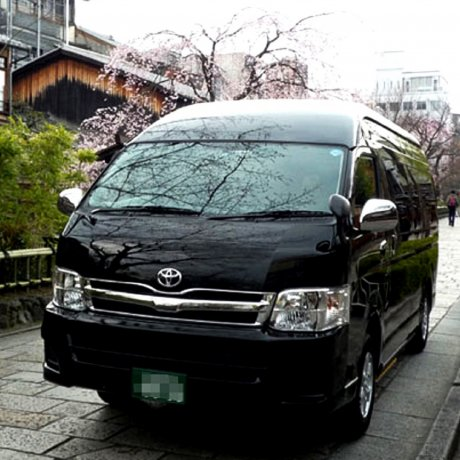 Kyoto Private Taxi Sightseeing Tour