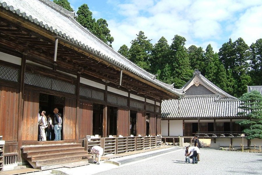 Zuigan-ji Temple in Matsushima