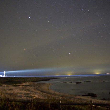 Tsunoshima Lighthouse