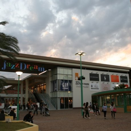 Jazz Dream Nagashima Outlet Mall